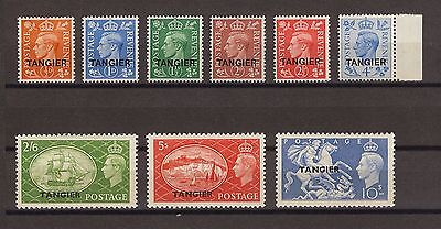 Morocco Agencies 1950 280/8 MNH Cat £60