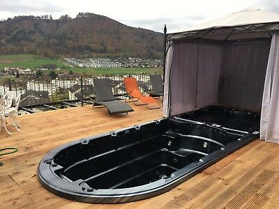 Schwimm-Whirlpool «Bahamas Limited 6000»