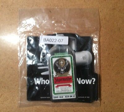 Jagermeister MAGNETS: Jäger Bomb, Who's Sorry Now 9+ SET NEW SEALED