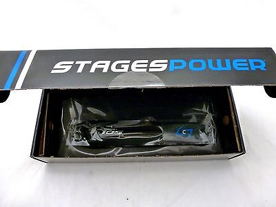 Stages Power Meter Shimano 105 5800 Black, 172.5mm