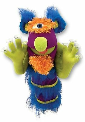 Melissa & Doug Make-Your-Own Fuzzy Monster Puppet Kit With Carrying Case (30 ...