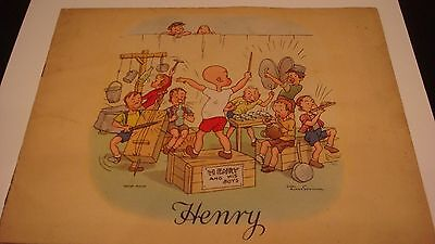 Henry Wix Kensitas Empty Large Card 3Rd Series  Album For 50 Cards Good