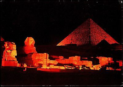 Sound Of Light At The Pyramids Of Giza Egypt