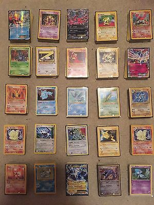 Pokemon Cards Mystery Bundle. 53 pack: EX, Rares and Rev Holo every pack!