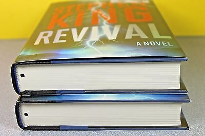 Revival : A Novel by Stephen King (Hardcover) NEW