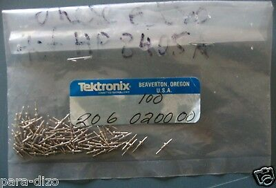 Tektronix P6201 Probe Tip OLD STOCK Lot of 5. FITS HP8405A Tip p/n 5020-0457