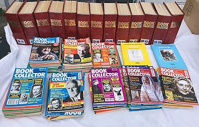 BOOK AND MAGAZINE  COLLECTOR, Complete Run Issue 1 To January 2004 230+ Issues!