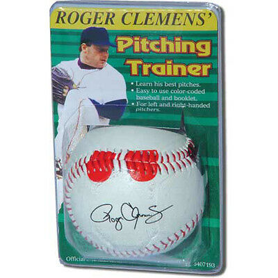 Markwort Roger Clemens Pitching Trainer Baseball