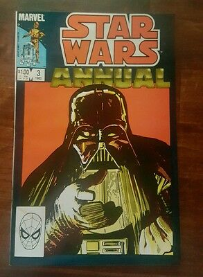 Star Wars Annual #3 (Marvel) NM