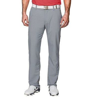 Under Armour Match Play Pant Steel/True Gray Heather/Steel