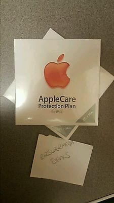 Apple MC593ZM/A AppleCare Protection Plan 1 Year Warranty Extension for iPad NEW