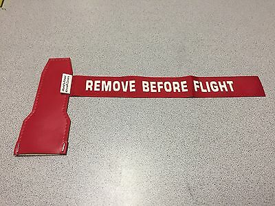 Pitot Cover - Insulated. P/N MD900-700