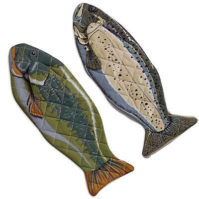 Fish Oven Mitt Mixed Pack Of 2
