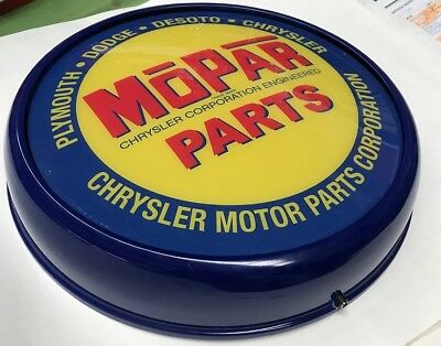 NEW Plastic wall mount Mopar parts