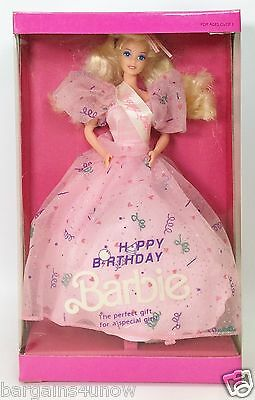 Happy Birthday Barbie Foreign Version India  Nrfb