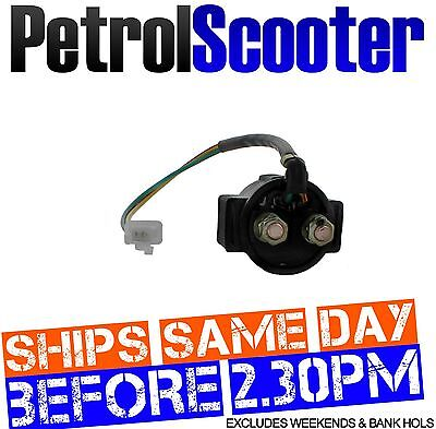 Starter Solenoid Relay Fits Pretty Well All Chinese Taiwanese Scooters 12 Volt