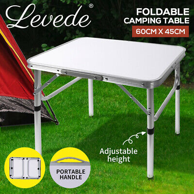 Portable Folding Aluminum Table Outdoor Indoor Picnic Party Dining Camping Desk