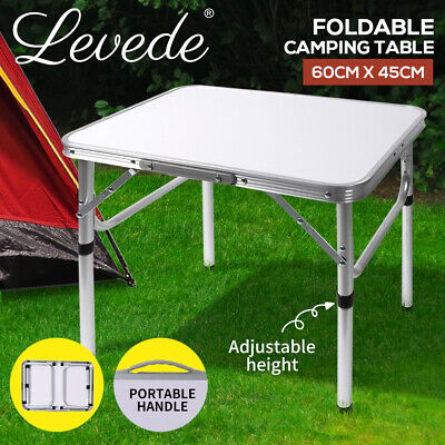 Portable Folding Aluminum Table Outdoor Picnic Party Dining Camping Desk
