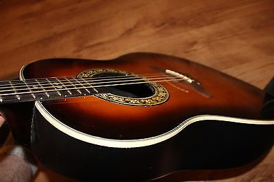 1977 Ovation 1112-1 Balladeer Custom Very nice Vintage acoustic Guitar