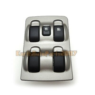 Electric Power Window Master Switch For Mitsubishi Magna TL & TW 2003-2005 AU