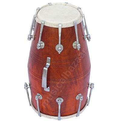 Hand Percussion Drum Indian Musical Dholaki -royalchoice