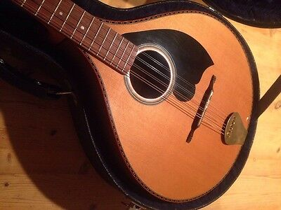 Joe Foley Bouzouki With Mike Mullen Hard Case