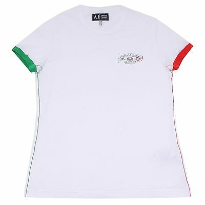 t-shirt manica corta ARMANI JEANS WITHOUT LABEL uomo t-shirt men