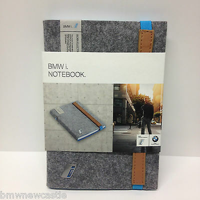 BMW i Lifestyle Collection Notebook