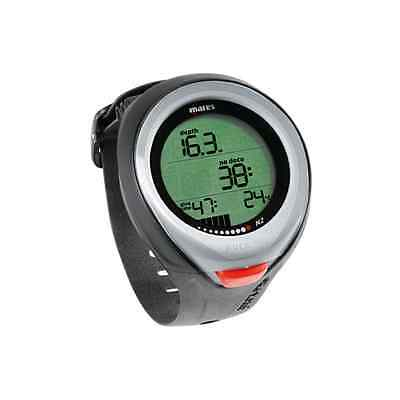 Mares Dive Computer Puck Pro Colored 414127 GR11IT Grey Large Display