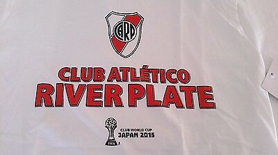 Camiseta River Plate - Mundial Clubes Japon - Club World Cup  - Shirt - Jersey