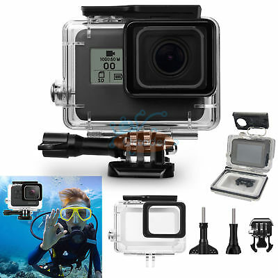 45M Waterproof Protective Housing Case w/ Quick Release Mount for GoPro HERO 5