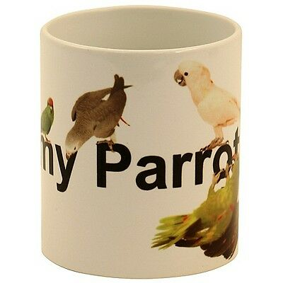 I Love My Parrot  Mug Mothers Day Gift