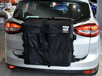 Ford B Max Roof Box - Unique Alternative 30% More Boot Space
