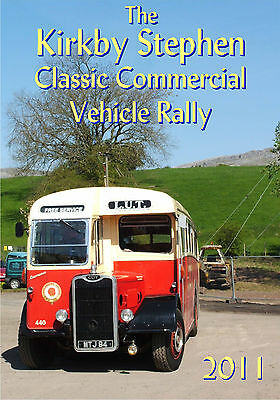 The Kirkby Stephen Classic Commercial Vehicle Rally 2011 - DVD