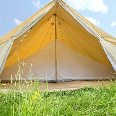 Boutique Camping 7m Inner Tent for a Bell Tent - Double Compartment