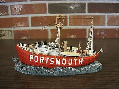 1998 Anchor Bay #ab 109S---The Portsmouth Light Vessel No. 101