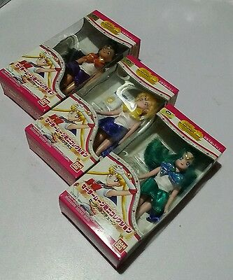 Sailor Moon Bandai Toei 2001 Figures Collection Set - Offers Are Welcome ! !
