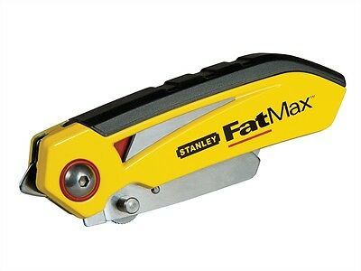 STANLEY STA010827 FatMax Folding Knife Handle Trimming Utility Knife FMHT0-10827
