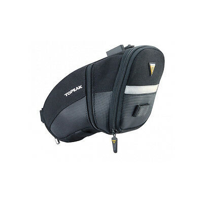 Topeak Aero Wedge Small Quickclip Seat Pack Bicycle Saddle Bag