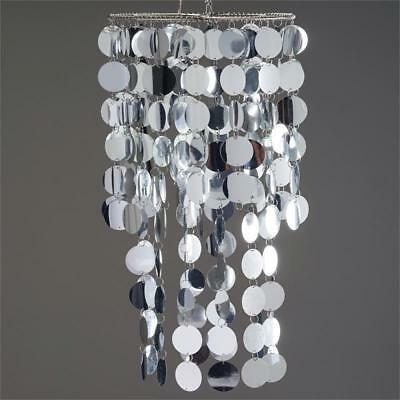 """SILVER METALIC 18"""" tall Shiny Chandelier Wedding Party Event Decorations SALE"""