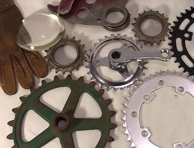 Gears Industrial Age Metal Steampunk Factory Cogs Machine Goggles Gloves MadMax