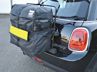 Mini Cooper Roof Box - Unique Alternative 30% More Boot Space
