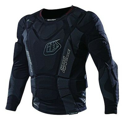 New 2017 Youth L Troy Lee UPS7855 Shock Doctor Body Armour Motocross Enduro BMX