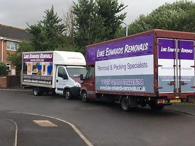 Van Hire In The South West Includes Driver - You Load We Drive!