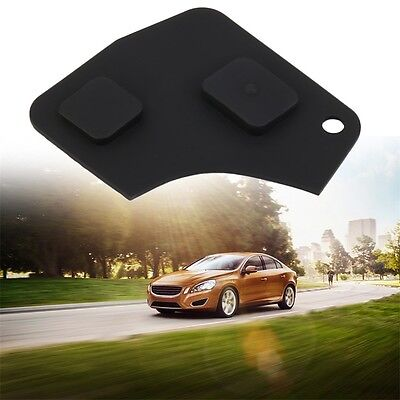 2 Button Remote Key Fob Repair Kit Switch Rubber Pad Accessory For Toyota BK