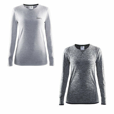 CRAFT ACTIVE COMFORT ROUNDNECK LONGSLEEVE Damen Funktionsunterwäsche 1903714