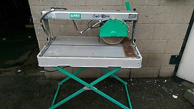 Tile Saw, Imer Combi 250 VA, Professional Tile Cutter, Portable,Stand,Tray,VGWO