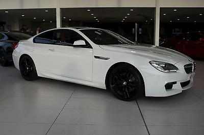 Bmw 6 Series 3.0 640D M Sport Coupe