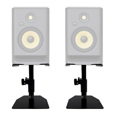 Gorilla GSM-50 Speaker Desktop Studio Monitor Stands Table Top (Pair)