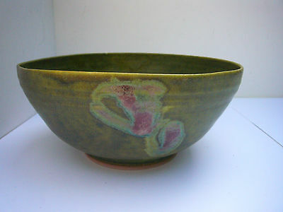 Kayo O'Young Contemporary Ceramic Bowl Signed and Dated 2002